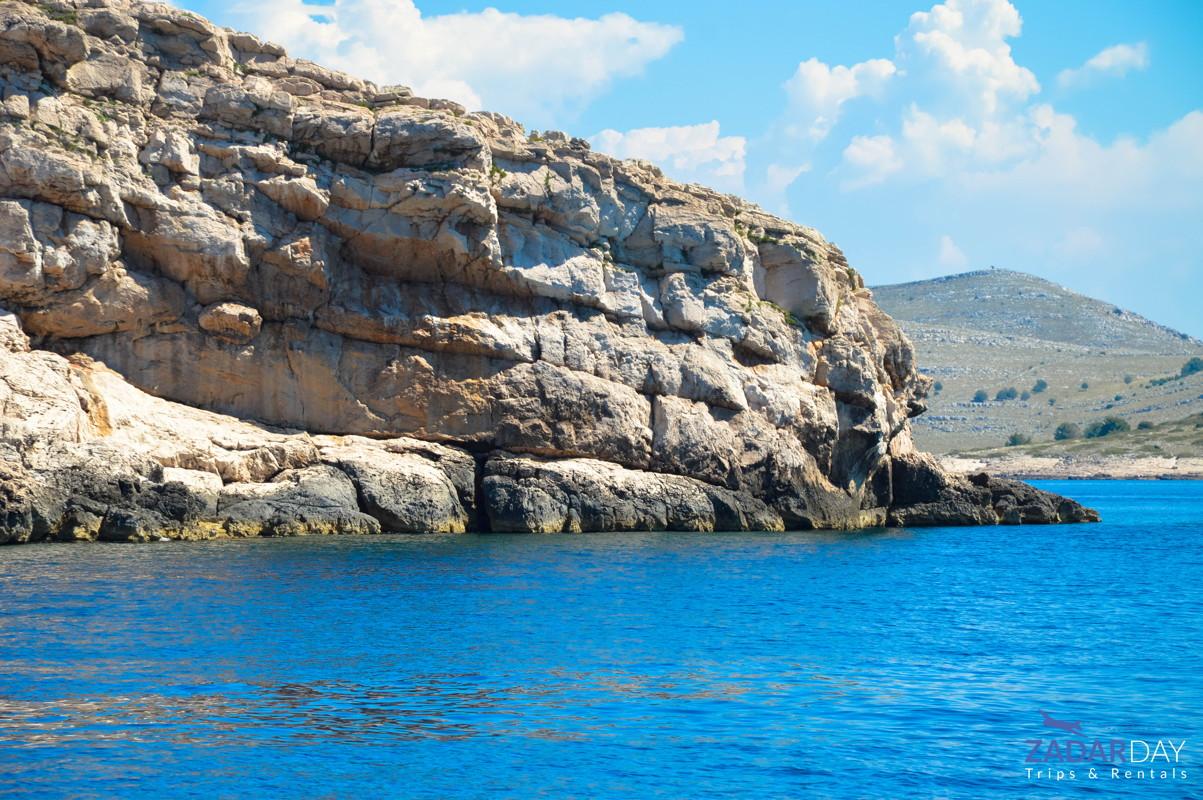 Cliffs of Dugi Otok