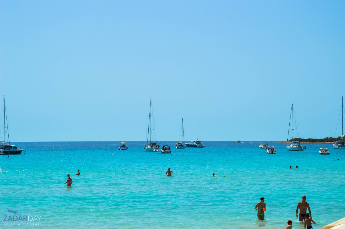 Sakarun beach - Croatian Hawaii
