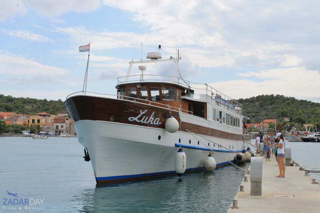 Exclusive Boat Tour To Kornati - Telascica National Park from Zaton Holiday Resort