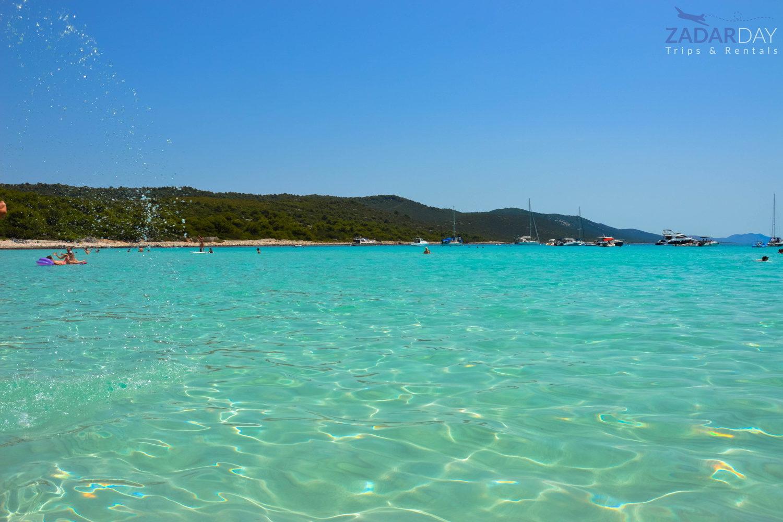 Sakarun beach Croatia
