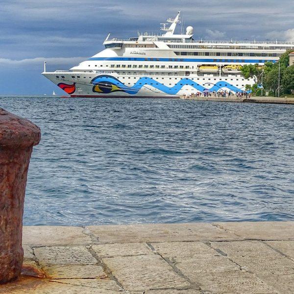 Cruise Terminal in Zadar