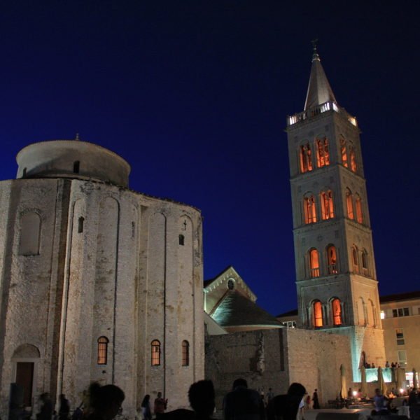 Zadar Old City Churches