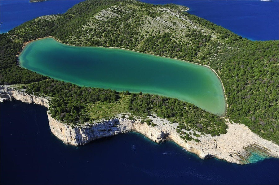 Zadar Day Trips – Telascica on Dugi Otok. Photo Credit: National TZ