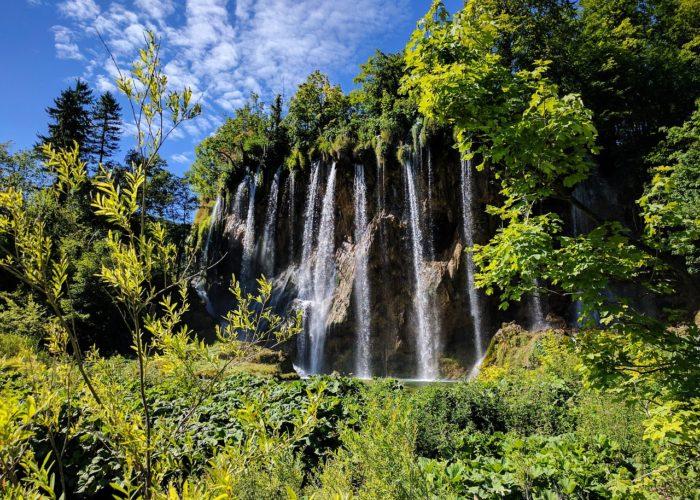 Plitvice lakes - plitvice waterfalls