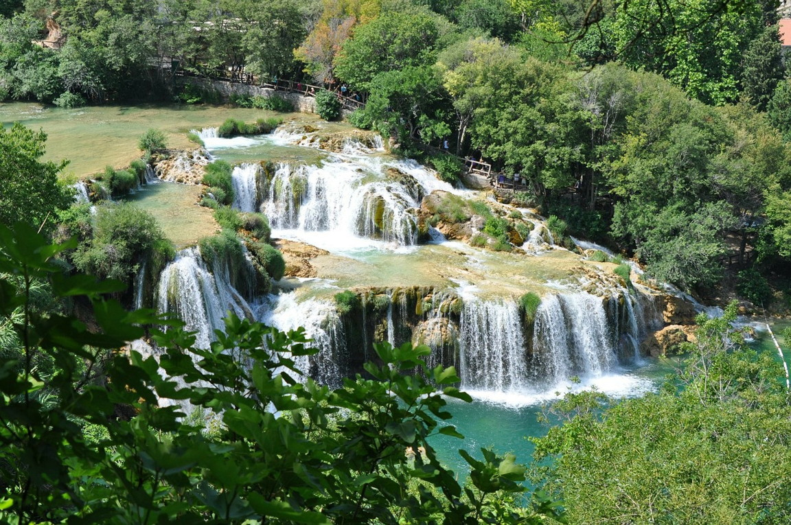 Tours to Krka National Park from Zadar