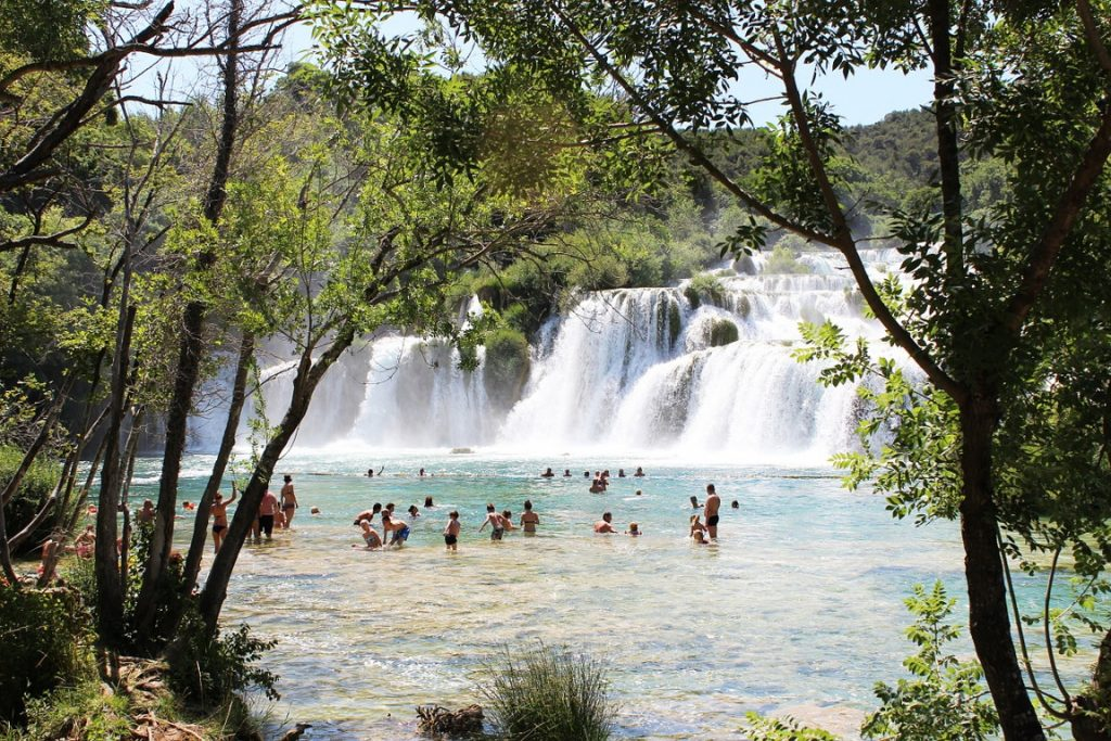 Tours from Zadar to Krka