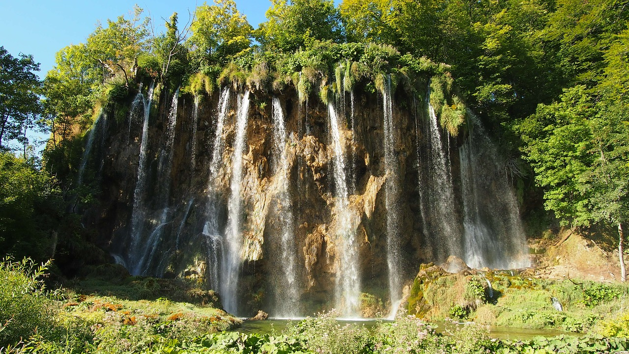 Plitivce waterfalls