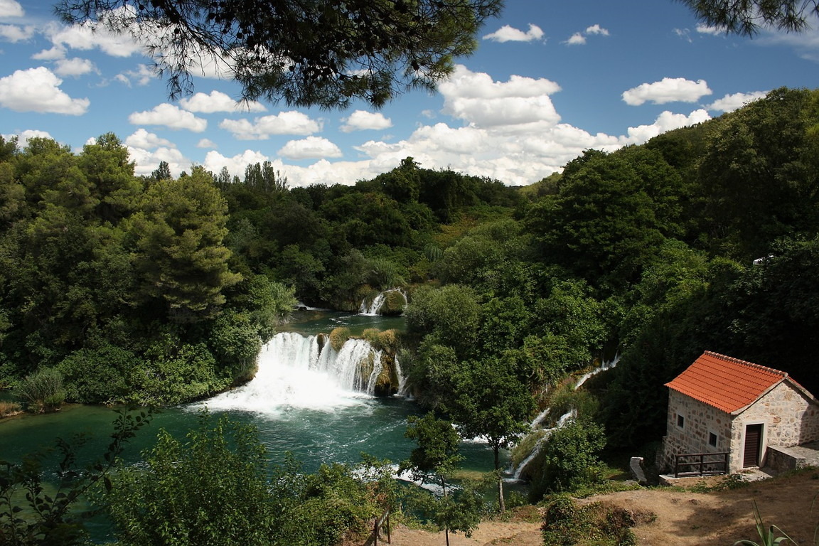 Day Trips From Zadar to Krka National Park